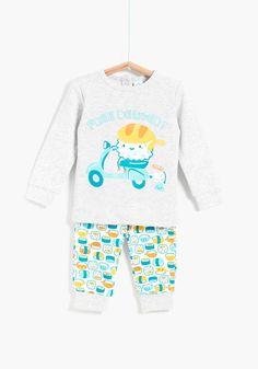 Comprar Pijama de dos piezas TEX. ¡Aprovéchate de nuestros precios y  encuentra las mejores OFERTAS en tu tienda online de Moda! ac92f10ea258