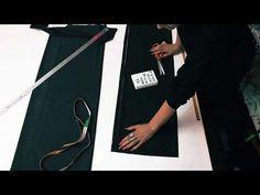Φούστα ίσια νου -58-συν 2-ποντους πρακτική ραπτική (ΜΕΡΟΣ ΠΡΩΤΟ) - YouTube