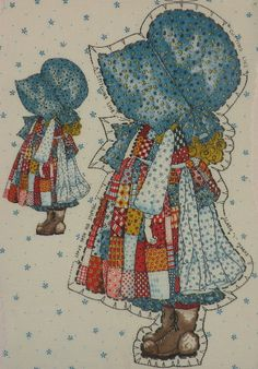 holly hobby quilt patterns | Holly Hobbie