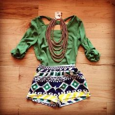 summer outfit by gabriela