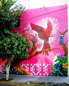 street art chilango  los dejamos con esta obra de GirArte colectivo