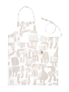 Designed by Mirocomachiko Material: & Size: x Silkscreen printed with linen grey color, 2 nice big pockets in the front.