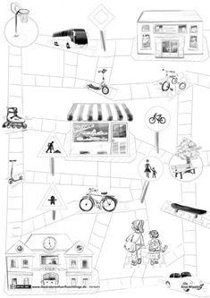 Firefighter Birthday, English Story, Transportation Theme, Google Drive, Kids And Parenting, Kids Learning, The Neighbourhood, Kindergarten, School