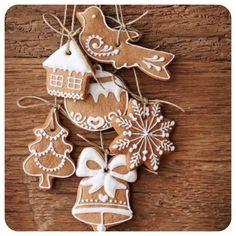 Os Biscoitos de Natal mais lindos | Vídeos e Receitas de Sobremesas