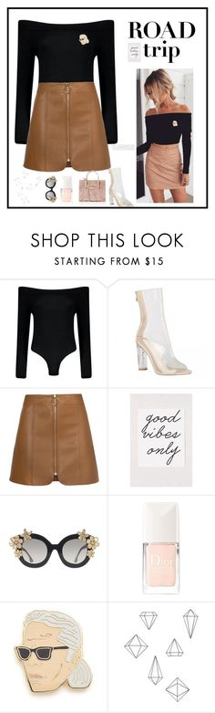 """elegant so much"" by remooooo ❤ liked on Polyvore featuring Kookaï, Boohoo, By Terry, Urban Outfitters, Alice + Olivia, Christian Dior, Georgia Perry and Umbra"