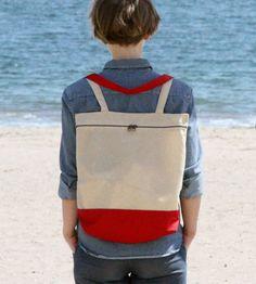 Transporter bag for biking