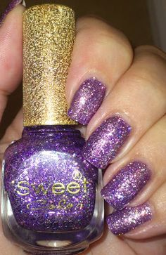 Wendy's Delights: Tmart Sweet Color Nail Polish S117 @Traci Puk Puk Martin.com