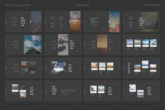 Explore more than presentation templates to use for PowerPoint, Keynote, infographics, pitchdecks, and digital marketing. Ppt Template Design, Ppt Design, Keynote Template, Design Set, Graphic Design, Interior Design Presentation, Presentation Slides, Presentation Templates, Professional Powerpoint Templates