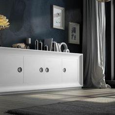 Aparadores de Diseño © Modernos y Clásicos【 100% CALIDAD 】 Modern Furniture Online, Bathroom Hooks, Console, Credenzas, Modern Design, Flats, Roman Consul, Consoles