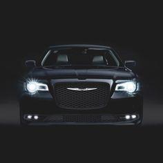 Simple elegance. #Chrysler #Chrysler300 #300 #car #cars #cargram #instacar #instacars #auto #instaauto #carsofinstagram #ride #drive #black #grille