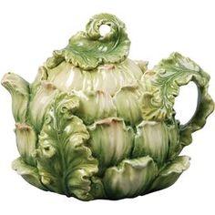 Botticelli Teapot