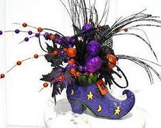 halloween floral arrangement ideas google search