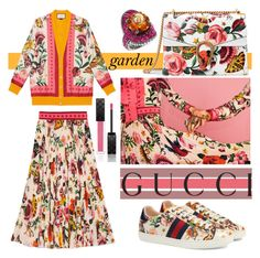"""The Gucci Garden Exclusive Collection"" by nicolevalents ❤ liked on Polyvore featuring Gucci"