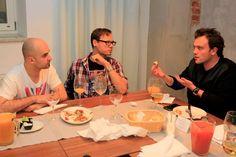 Afterparty - Maciej Binkowski, Michał Napora and Paul Milewski from Techland