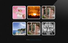 Live Album Previews with #CSS3 and #jQuery