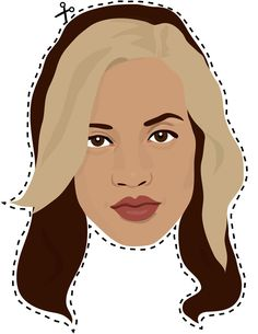 "Daya - Print Out These ""Orange Is The New Black"" Masks."