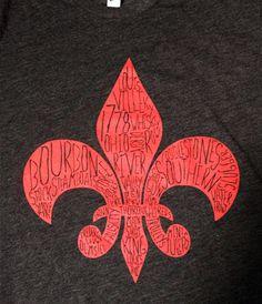 Fleur De Louisville Shirt From Bourbon Built Part Of The Lounotky Holiday Gift Guide Hannah Lobdell Kentucky Bluegr