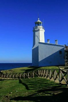 Sinop lighthouse Anatolia Turchia. Built in 1880