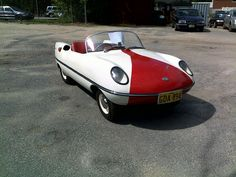 Goggomobil Dart by Buckle Motors Pty Ltd, produced from 1957 to 1961