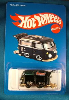 2013 hot wheels kool kombi summit racing - Rare Hot Wheels Cars 2013