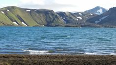 Sur la route de Landmannalaugar