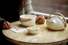 The Happy Pots by Jonathan Gomez, via Behance