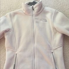 Women's North Face fleece jacket Only worn once North Face Jackets & Coats