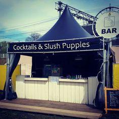 #cocktailbar op een #festival www.shakecocktailservice.nl