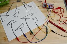 Makey Makey Math/Science Classify and Sort Lesson Plan