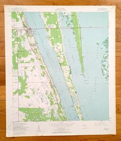 Florida Topographic Map.11 Best Rockledge Florida Images Florida Homes For Sale