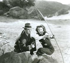 Kirk Alyn and Lorna Gray, Daughter of Don Q (1946)