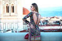8 Edicion Firenze4Ever Luisa Via Roma evento bloggers