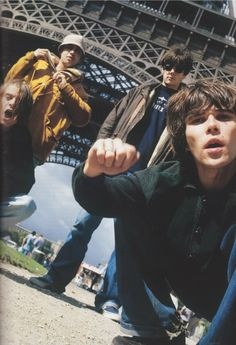 """liluglymang: """" The Stone Roses """" Stone Roses, Band Photography, British Rock, The New Wave, Britpop, Band Posters, Indie Music, Indie Kids, Music Stuff"""