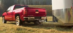 towing capacity 2013 chevrolet silverado 1500