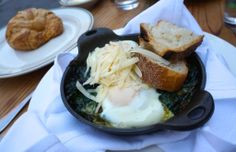 My 6 favorite breakfast and brunch places in New York City: Macelleria in the Meatpacking District.