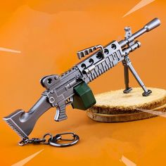 Key Chains Dedicated 12cm Fortnited Keychain Fortnight Key Chain Gun Model Pickaxe For Children Gifts Fortnited Battle Royale Clear And Distinctive