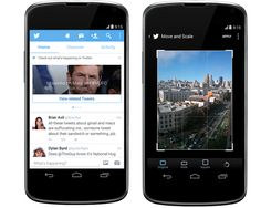 Twitter updated its Android app with new photo editing feature, iOS next #android