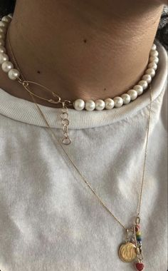 Beautiful Helix Pendant Natural   Love Pearl Necklace Jewelry Gifts