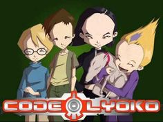 Code Lyoko - Un monde sans danger (Générique FR) [Clean version]