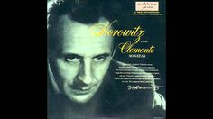 Clementi Sonata Op. 32 No.2- Horowitz