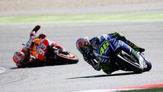 Rossi rides on to victory in Misano. After doing what he said he would do. Put Marquez under pressure and disrupt him. Racecraft.