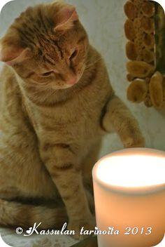 Kassulan tarinoita: Kynttilätunnelmaa