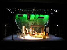 The Glass Menagerie    by Tennessee Williams  Cameri Theatre 2005 Tel AvivDirector      :Micah LewensohnDesigne    : Roni TorenCostumes : Ofra ConfinoLighting     : Hanni Vardi