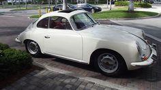 1963 Porsche 356 B Sunroof Coupe
