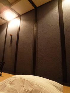 "Camera di ""Shunpanro""(Hotel), Shimonoseki Yamaguchi Japan, Ottobre"