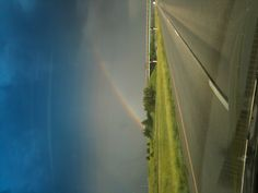 Rainbow in Illinois