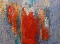 """Saatchi Art Artist Doris Duschelbauer; Painting, """"CON EL PASO DEL TIEMPO (SOLD)"""" #art"""