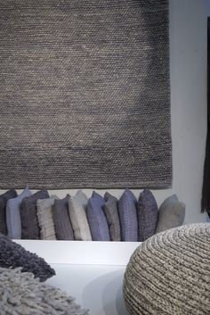 Knitting accessories. #knitted, #interior