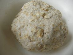 Foto del paso 1 de la receta Masa para tarta de avena Bread, Food, Oatmeal Muffins, Tortilla Pie, Pastries, Food Cakes, Meals, Meal, Essen