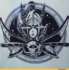 r > 1 Ht-,Dota 2,фэндомы,сделал сам,нарисовал сам, сфоткал сам, написал сам,Mortred the Phantom Assassin,arcane,Dota Art,N.Adekvatius,песочница: